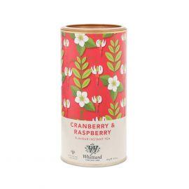 Whittard Cranberry & Raspberry Flavour Instant Tea