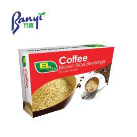 EL 4 in 1 Coffee Brown Rice Beverage 20's x 25g